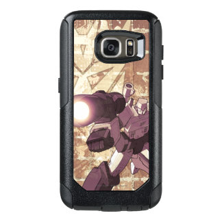 Megatron - Weathered Brick Wall OtterBox Samsung Galaxy S7 Case
