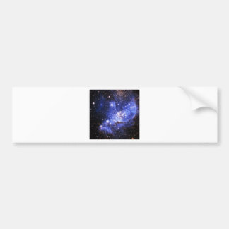 Megellanic Clouds Car Bumper Sticker