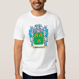 Meggett Coat of Arms - Family Crest Shirts