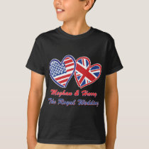 Meghan and Harry The Royal Wedding T-Shirt