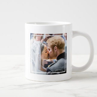 Meghan & Harry: Happily Ever After Giant Coffee Mug