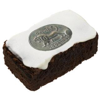 Megiddo Seal Brownie