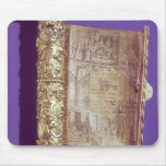 Megillah  in a silver case, Vienna, c.1715 Mouse Pad