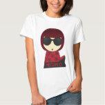 MEGUMI•Camiseta para mujer de O Playera