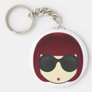 MEGUMI-O Key Chain