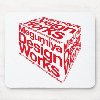 Megumiya-Design-Works-kiyubu Mouse Pad