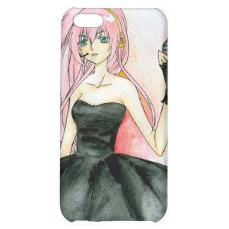 Megurine Luka Iphone 4 case
