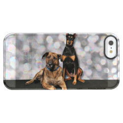 Uncommon iPhone 5/5s Permafrost® Deflector Case with Mastiff Phone Cases design