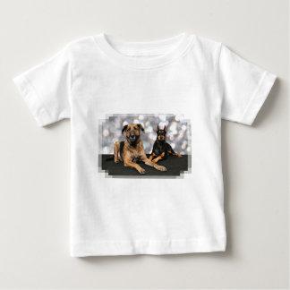 Megyan Doberman - Berkeley Mastiff X Infant T-shirt