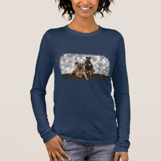 Megyan Doberman - Berkeley Mastiff X Long Sleeve T-Shirt