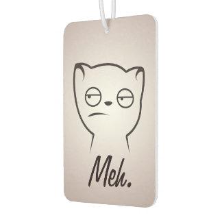 Meh Cat Car Air Freshener
