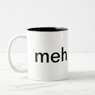 meh- coffee mug