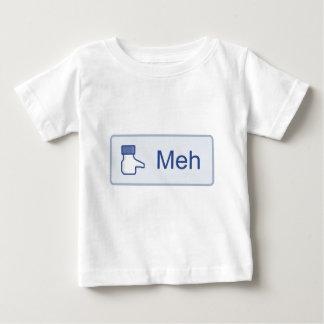Meh - Facebook Baby T-Shirt