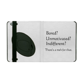 Meh for That - App for that Parody iPad Cases