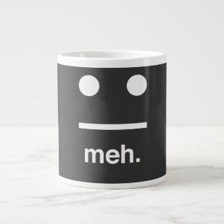meh. giant coffee mug