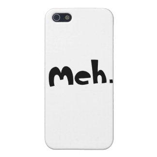 meh iPhone 5 cases