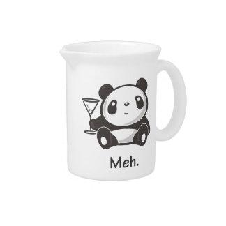 Meh Panda Beverage Pitcher