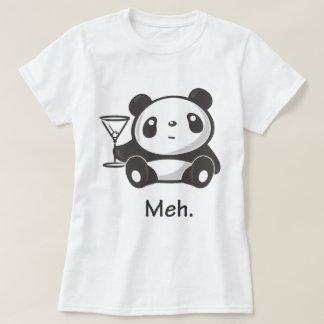 Meh Panda T Shirt