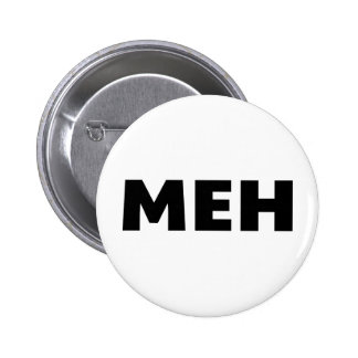 Meh Pin Redondo De 2 Pulgadas