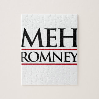 MEH ROMNEY JIGSAW PUZZLES
