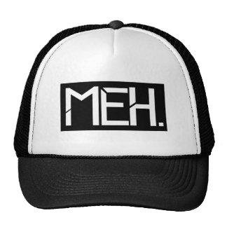 Meh Shirt Trucker Hat