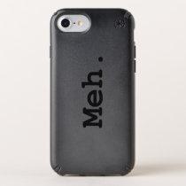 Meh Speck iPhone Case