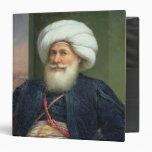 Mehemet Ali , 1840 3 Ring Binder