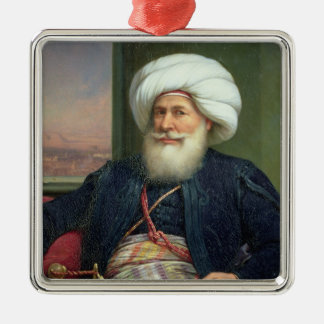 Mehemet Ali , 1840 Metal Ornament