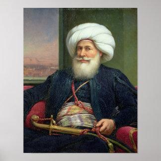 Mehemet Ali , 1840 Poster