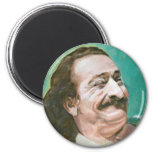 Meher Baba laughing Magnet
