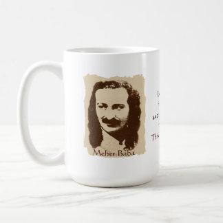 Meher Baba Love Others Quotation Mug