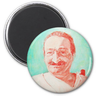 Meher Baba magnet