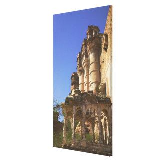 Meherangarh, el fuerte majestuoso, Jodhpur, Lienzo Envuelto Para Galerias