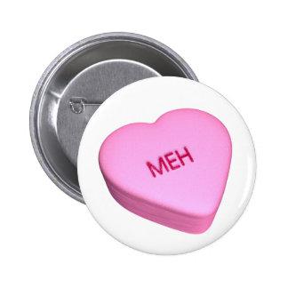MehHeart Pins