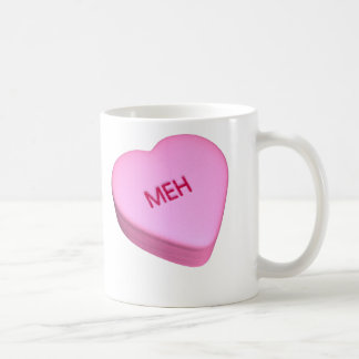 MehHeart Coffee Mug