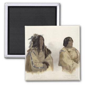 Mehkskeme-Sukahs, Blackfoot Chief and Tatsicki-Sto Magnet