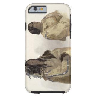 Mehkskeme-Sukahs, Blackfoot Chief and Tatsicki-Sto Tough iPhone 6 Case