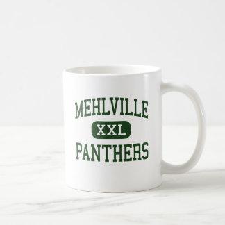 Mehlville - Panthers - High - Saint Louis Missouri Coffee Mug