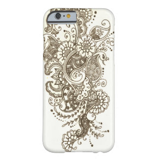 Mehndi Barely There iPhone 6 Case