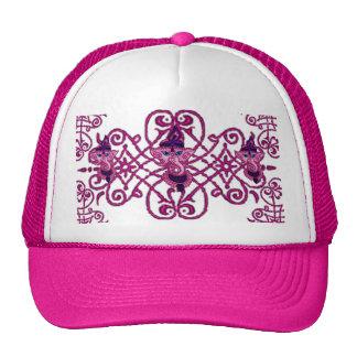 Mehndi Ganesha (Pink) Trucker Hat