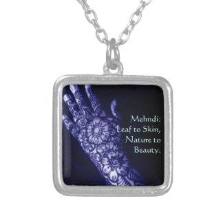 Mehndi Necklace