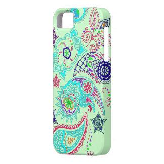 Mehndi pattern design iPhone 5 covers