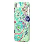 Mehndi pattern design iPhone 5 covers