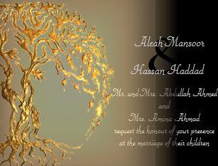 Mehndi Party Invitation Template : Mehndi invitations & announcements zazzle