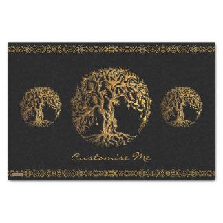 Mehndi Tree of Life (Henna) Tissue Paper