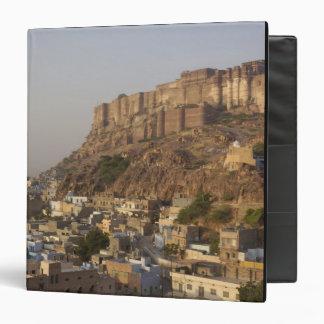 Mehrangarh Fort of Jodhpur. Rajasthan, INDIA. Binder