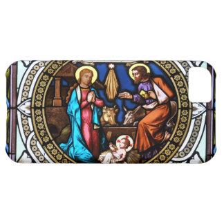 Mehrerau Collegiumskapelle Chapel Window Nativity iPhone 5C Case