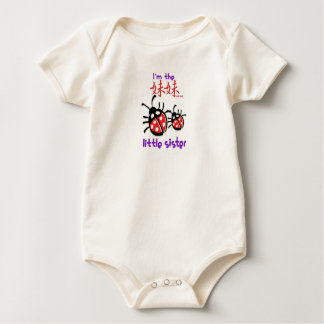 "Mei mei - choose ""Infant Creeper"" in size Baby Bodysuit"