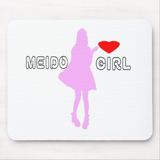 MEIDOGIRL MOUSE PADS