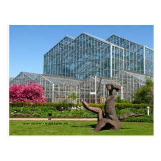 Meijer Gardens - Grand Rapids, MI Postcard